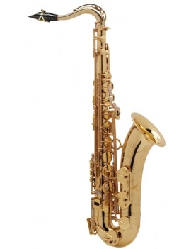 Saxo Tenor SA80/II JUBILE Goldmessing Grabado GG