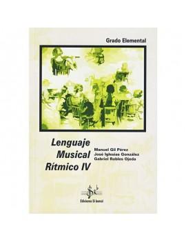 LENGUAJE MUSICAL RÍTMICO IV...