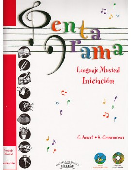 PENTAGRAMA LENGUAJE MUSICAL...