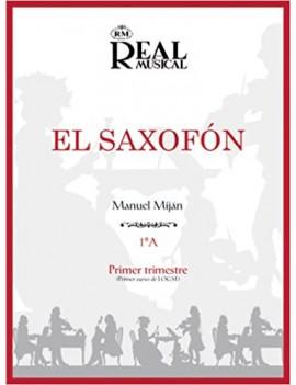 EL SAXOFÓN 1ºA -MIJAN