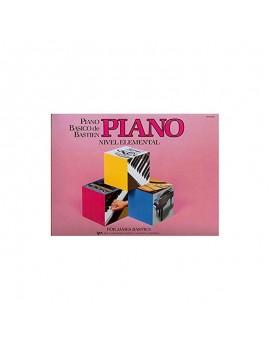 PIANO BÁSICO DE BASTIEN...