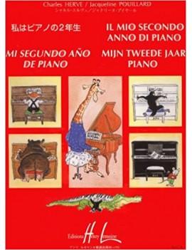 MI SEGUNDO AÑO DE PIANO