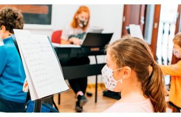 Subvenciones destinadas a escuelas de Música y Danza 2020